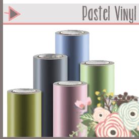 Pastel Vinyl