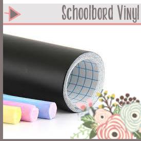 Schoolbord Vinyl