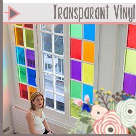 Transparant Vinyl
