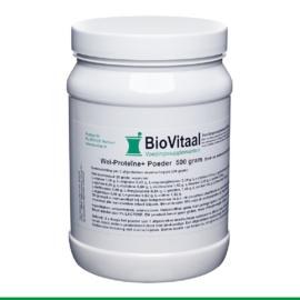 Biovitaal - Wei-Protëine+ 500 gram poeder