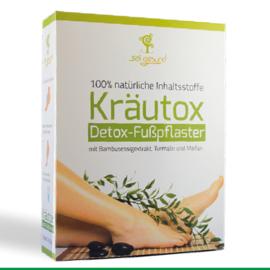 Kräutox Detox Voetpleisters - 14 stuks per verpakking