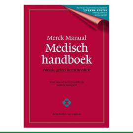 Merck manual - Medisch handboek - Wereldwijd het meest geraadpleegde medische naslagwerk