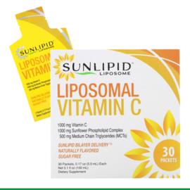 Sunlipid - Liposomal Vitamin C - 30 sachets