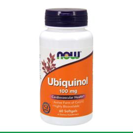 NOW - Ubiquinol 100mg | 60 softgels