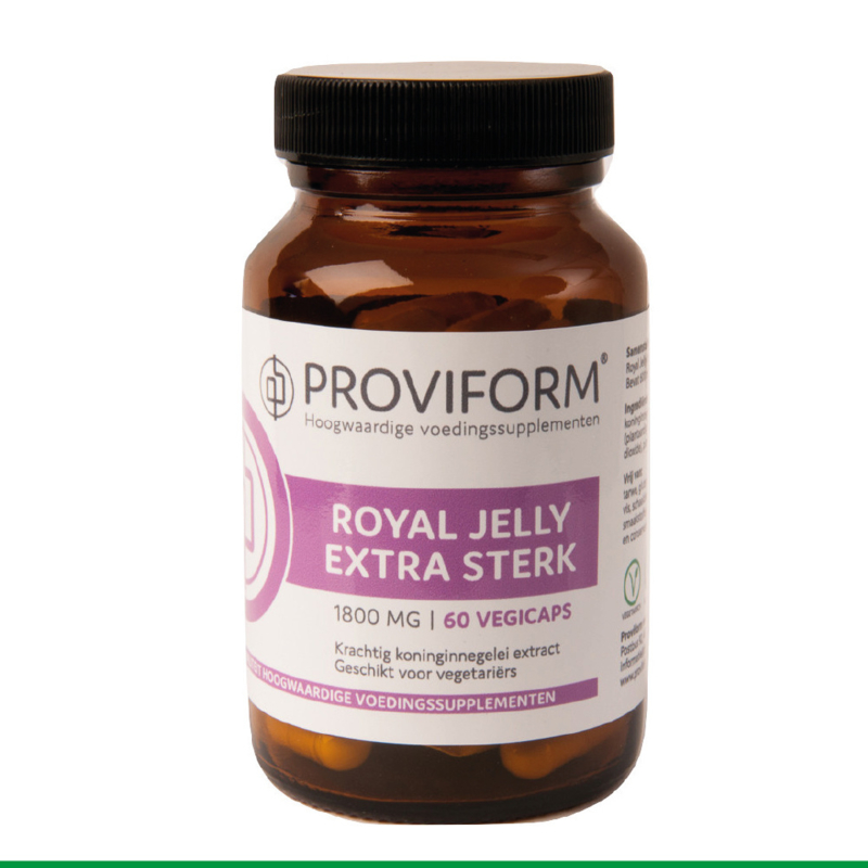 Proviform - Royal Jelly Extra Sterk - 1800 mg