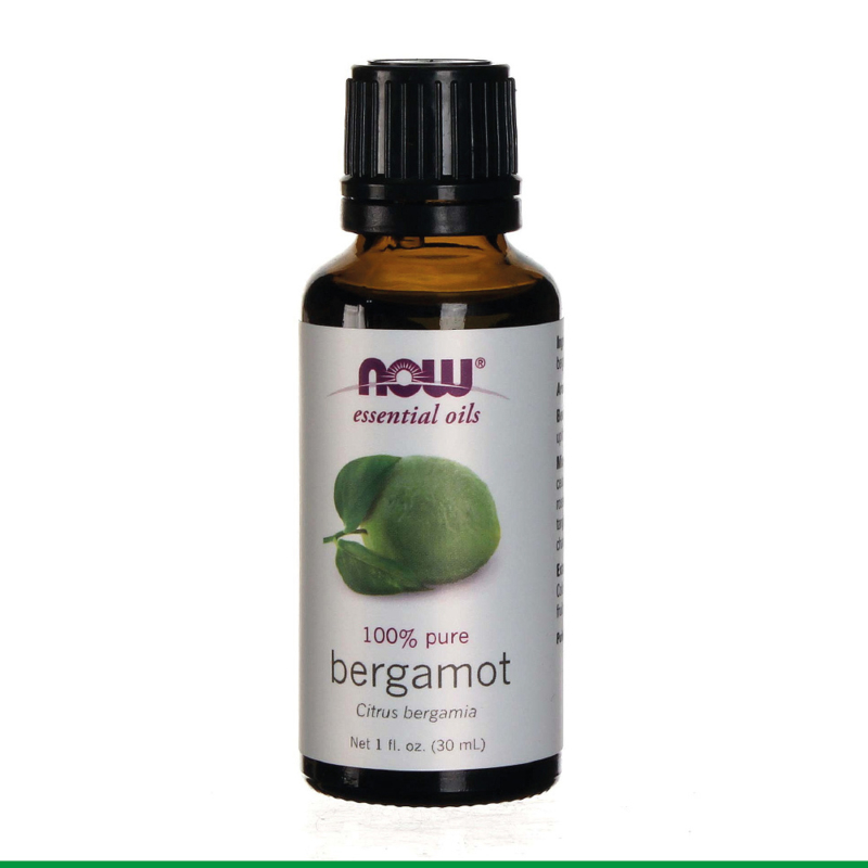 NOW - Etherische olie - Bergamot, 30 ml