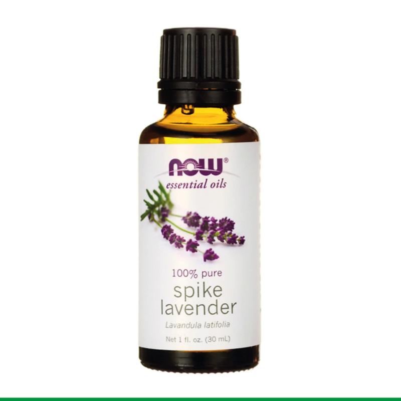 NOW - Etherische olie - Spike Lavendel, 30 ml