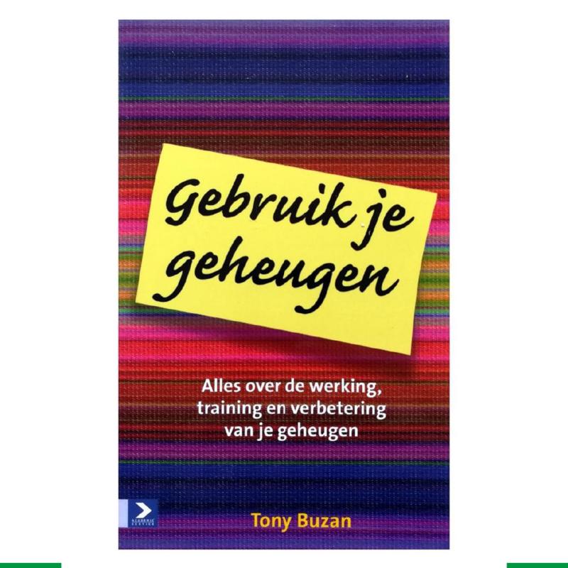 Gebruik je geheugen - Tony Buzan