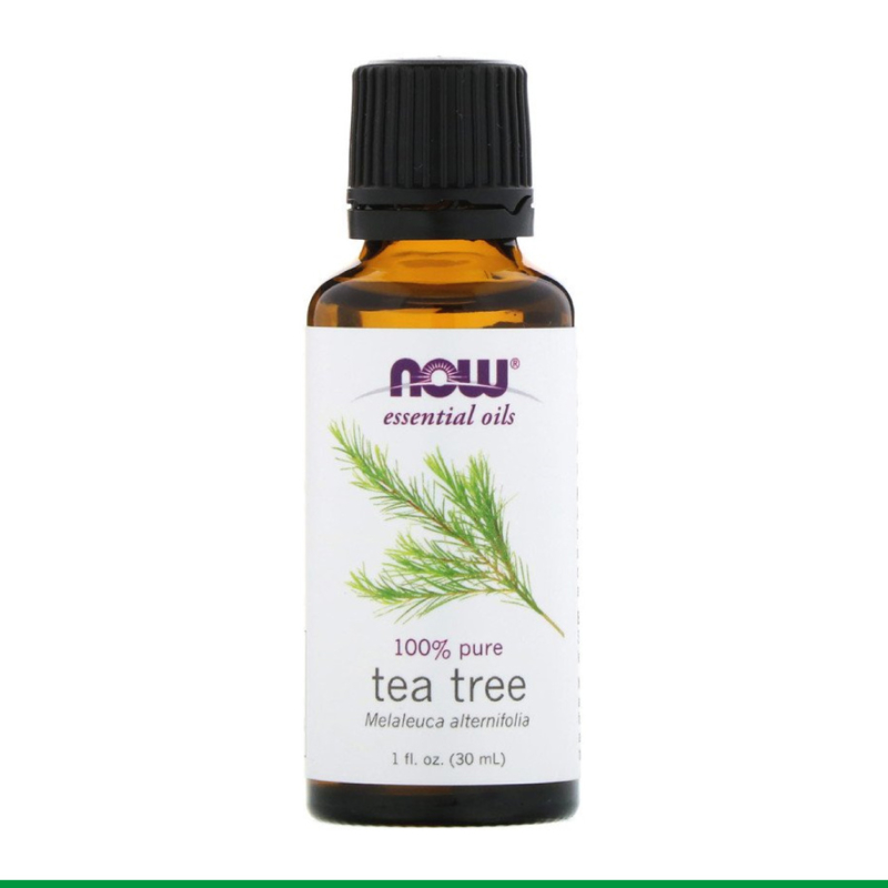 NOW - Etherische olie - Tea Tree - Melaleuca alternifolia - 100% pure - 30ml.