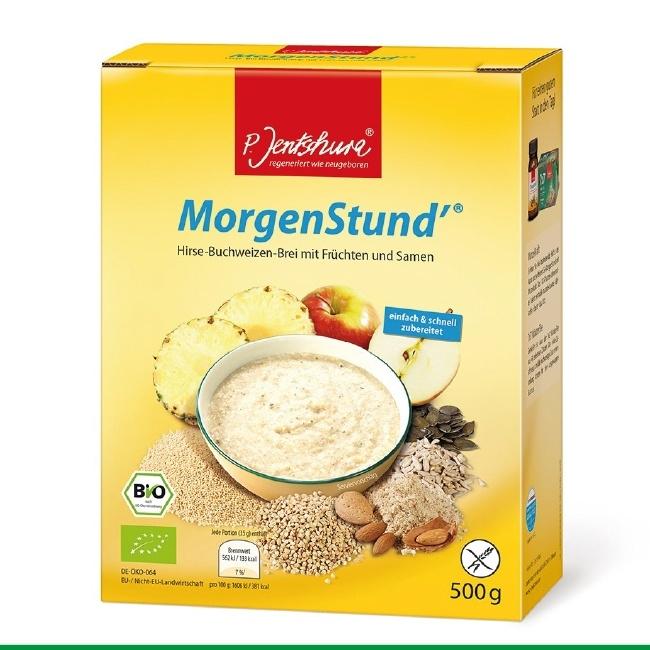 P. Jentschura MorgenStund - Glutenvrije BIO Ontbijtmix - 500 g