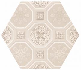 Composicion Vodevil Ivory 17.5x17.5cm