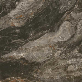 Archeology Umber polished 120x120cm