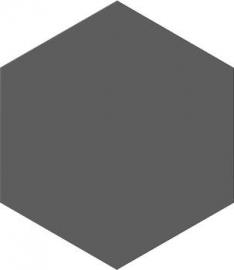 Hexa Grey 23x27cm