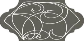 Provenzal Sketch Thin Total Grey 16x33cm