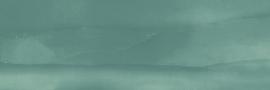 Aquarelle Turquoise, 25x70cm