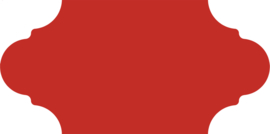 Provenzal Basic Red 16x33cm