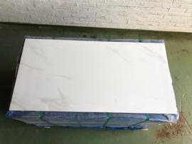 PALLET , 40,32m2  Statuario mat 60x120cm