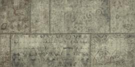 Rug Ornato Ceniza 50x100cm