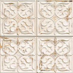 Antiqua Lis White 33x33cm