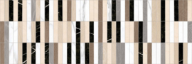 Oberon Bestla Multicolor  33x100cm