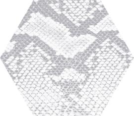 Reptile Mixed Grey 25x25cm
