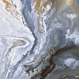 Canyon purple mat 60x60cm