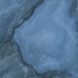 Oni Blue 120x120cm