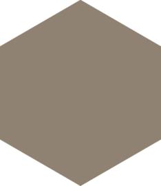 Hexagon tortola 17,5x20,2cm