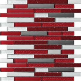 Quartz Red, 30x30cm