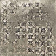 Antiqua deco graphite 33x33cm