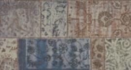 Rug Ceniza Decorado 31,6x59,2cm