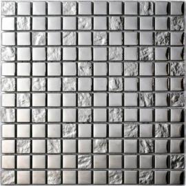 Luxury Silver 30x30cm