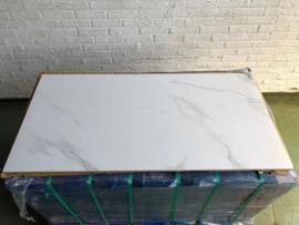 PALLET , 44.64m2  Statuario polished 60x120cm