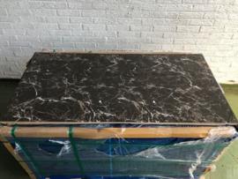 PALLET , 43.2m2  FASSION BLACK glans 60X120CM