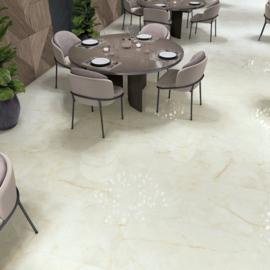 plain tile Alabastro-R Polished 79,3X79,3, porcelain Alabastro-R Polished 79'3x79'3 cm (31.2x31.2 in) R.053