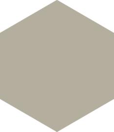Hexagon grey 17,5x20,2cm