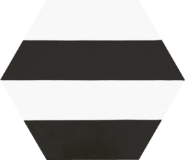 Porto Capri Black 22x25cm