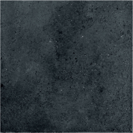 Miraj Black 60x60cm, dikte 20mm