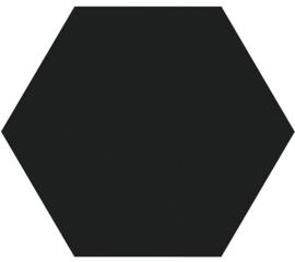 Hexa Black ITT 23x27cm