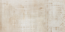 Hammerman White 50x100cm