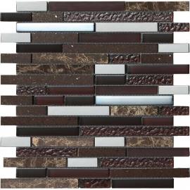 Quartz Chocolate, 30x30cm
