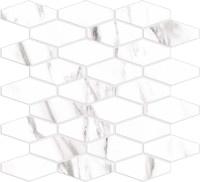 Thalassa Hati Mosaic Blanco 31,9x29cm