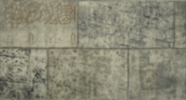 Rug Ornato  Ceniza 31,6x59,2cm