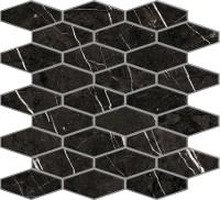 Thalassa Hati Mosaic Negro 31,9x29cm
