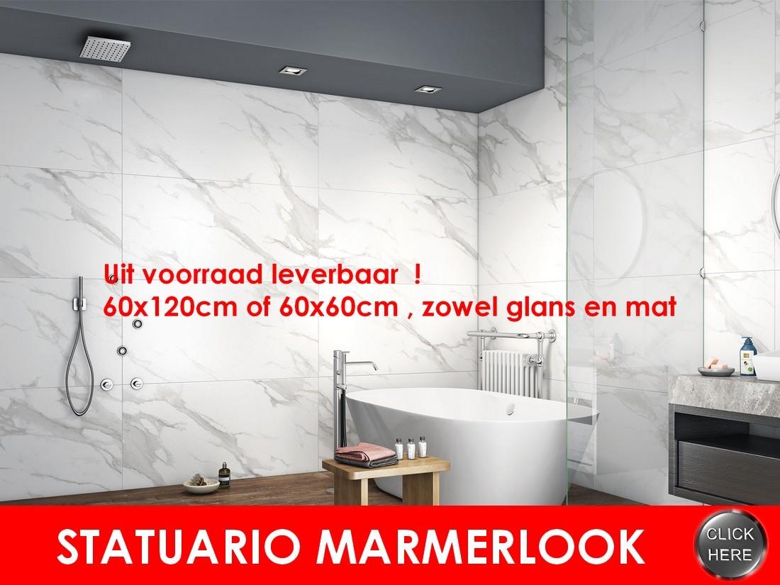 Statuario marmerlook