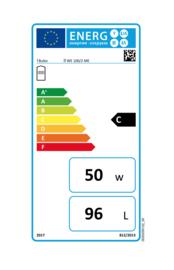 Bulex WE 100 ME indirect gestookte boiler