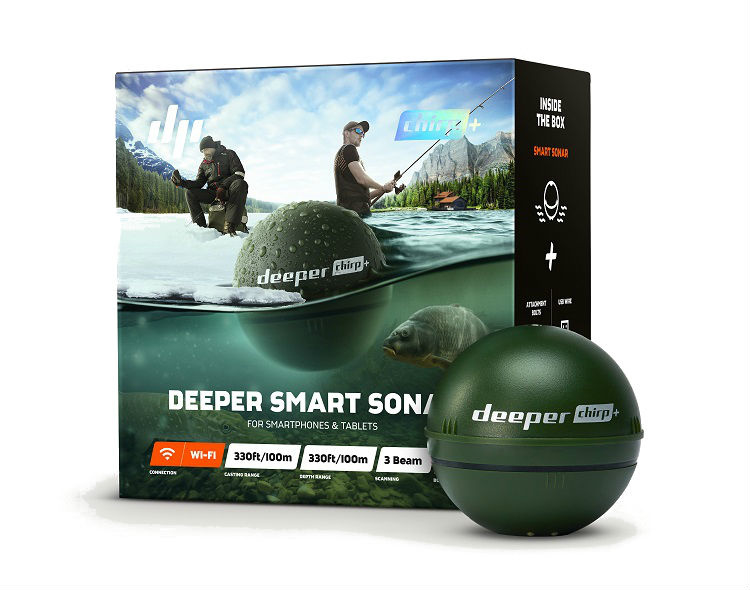 Deeper Chirp+ (Voerboot versie)