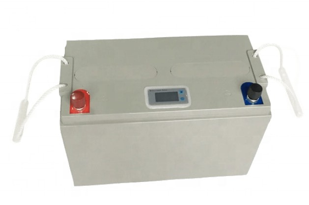 LiFePO4 accu 12,8 Volt 100Ah (1280Wh)