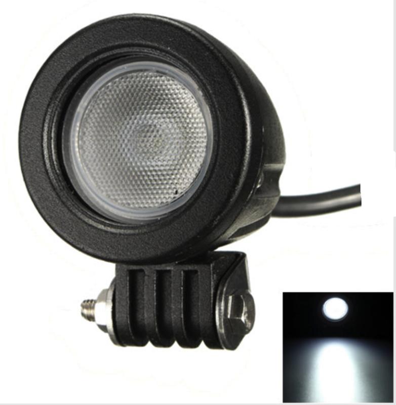 Verstraler, Single Power LED, Black Edition
