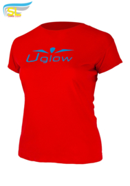 UGLOW-SL | T-SHIRT SUPER LIGHT WOMEN | ROOD
